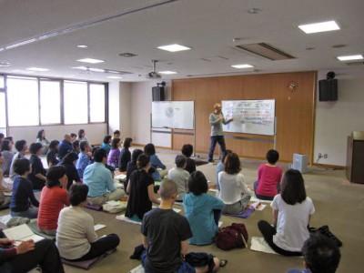 松山瞑想講座