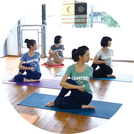 ヨーガ瞑想