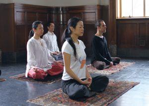瞑想@中央公会堂