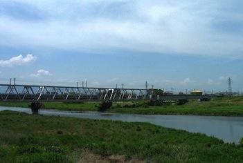 野洲川大橋