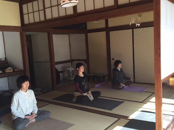 20160202たねまめさん瞑想