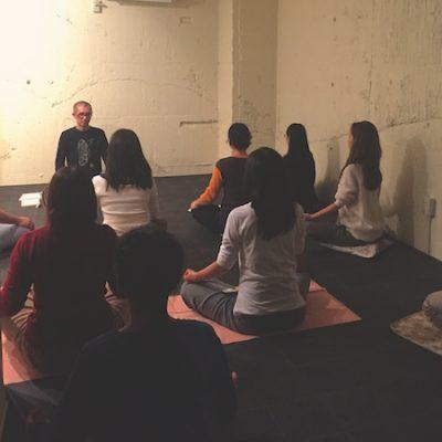 20161114ジョプレ瞑想専科