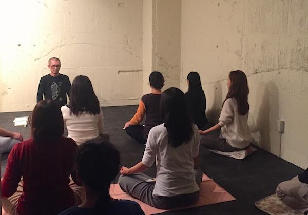 瞑想専科ジョプレ瞑想