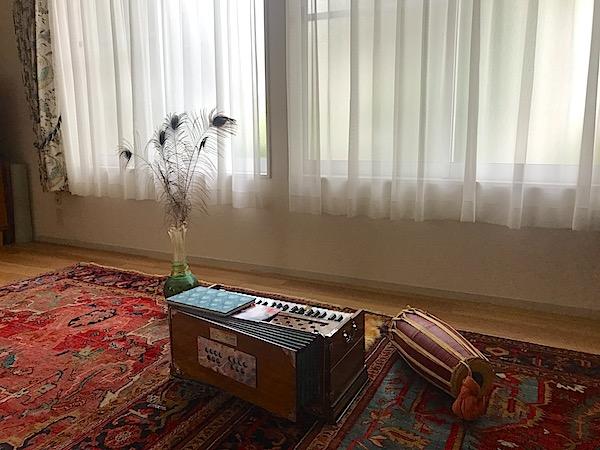 バクティサンガム楽器