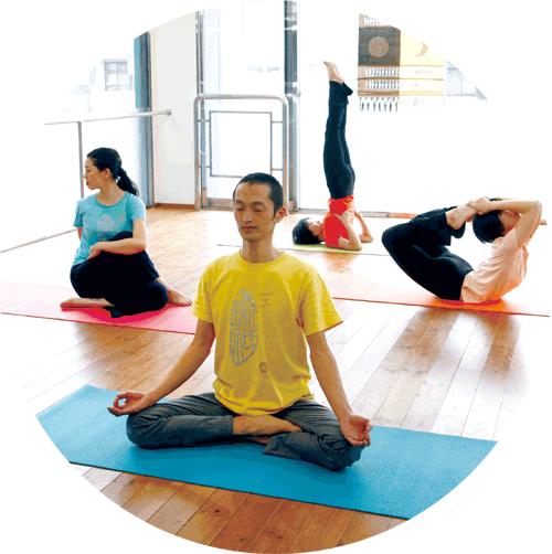 九州ヨーガ・瞑想クラス