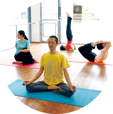 九州ヨーガ・瞑想