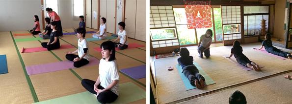 京都、長岡京、篠山での実クラス