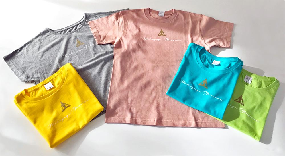 Tシャツ21色